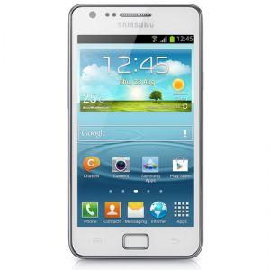 Smartphone Samsung GT-I9105 GALAXY SII Plus Chic White