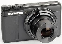 OLIMPUS XZ - 10 black/white
