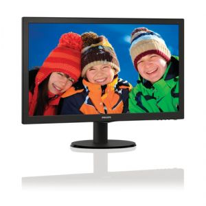 "Philips 21.5"" Slim LED"