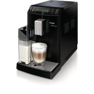 Philips Автоматична еспресо машина Saeco, Integrated Milk Carafe Black