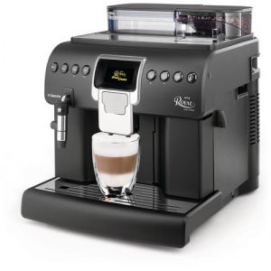 Philips Автоматична еспресо машина Saeco Royal Automatic Milk Frother Black