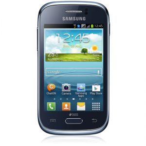 Smartphone Samsung GT-S6312 GALAXY Young Duos, Blue
