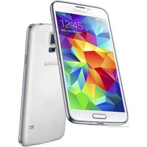 Smartphone Samsung SM-G900F GALAXY S5, White