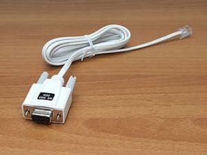 кабел RS232 9pin f./ RJ11 ME-5005-0006