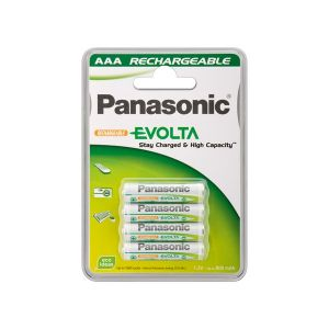 PANASONIC EVOLTA HR6 NiMH 1900mAh